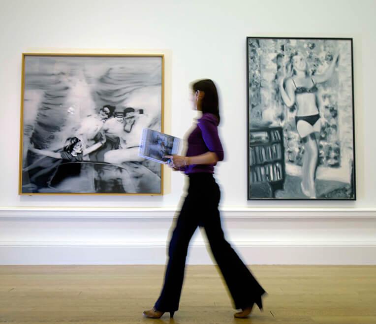 Gerhard Richter – Über das Leben und Werk des Künstlers