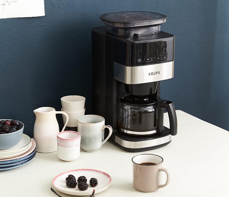 Optimaler Kaffeegenuss mit KRUPS