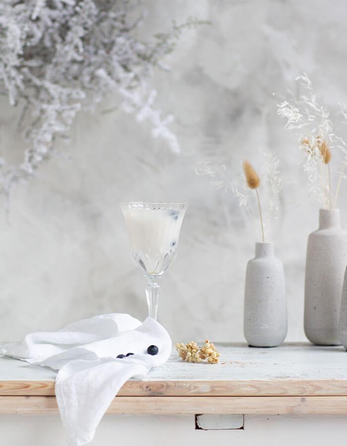 Cocktail-Rezept: »Schneesturm-Margarita«