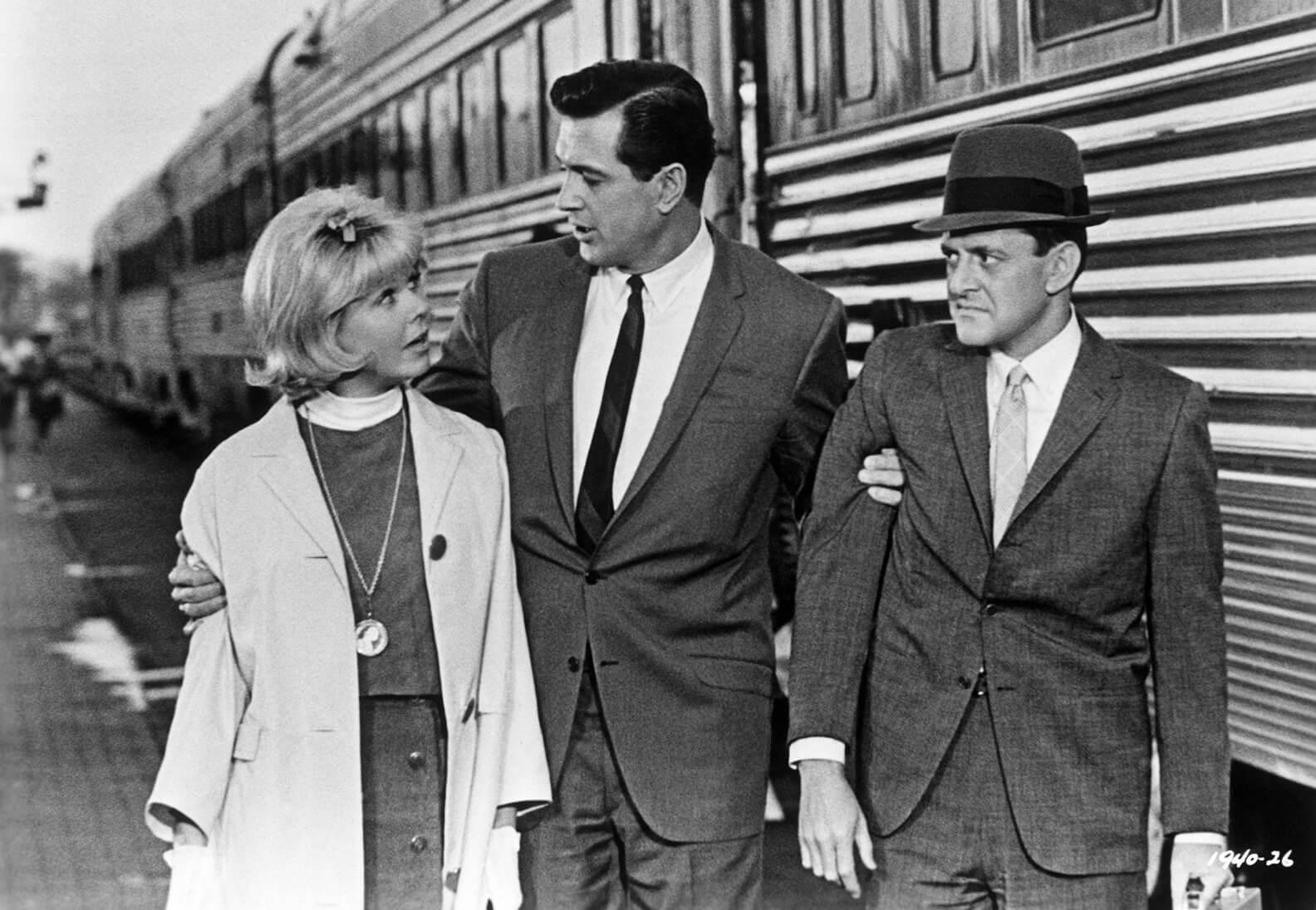 Das »brave Frauchen« – Das Trio Doris Day, Rock Hudson, Tony Randall