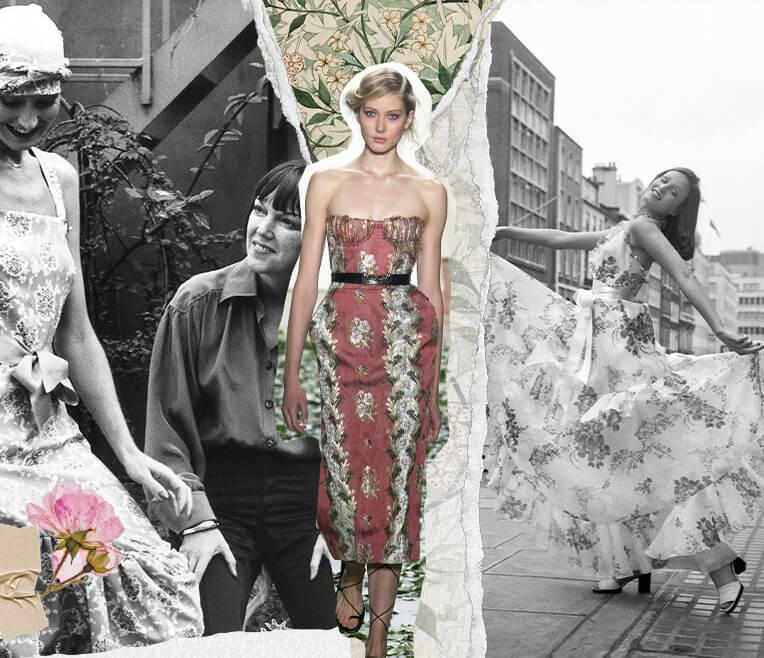 Die Blütezeit der Mode