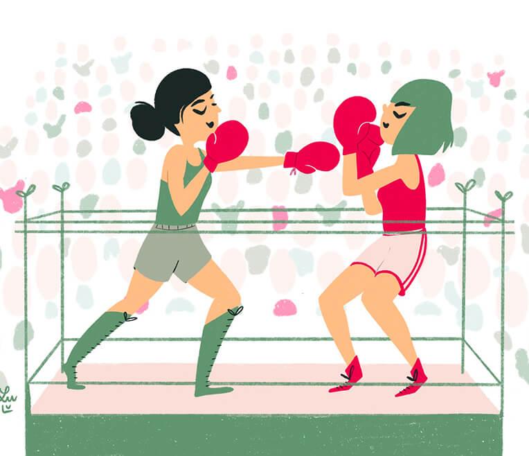 Girlfight – Boxen als Frauensport