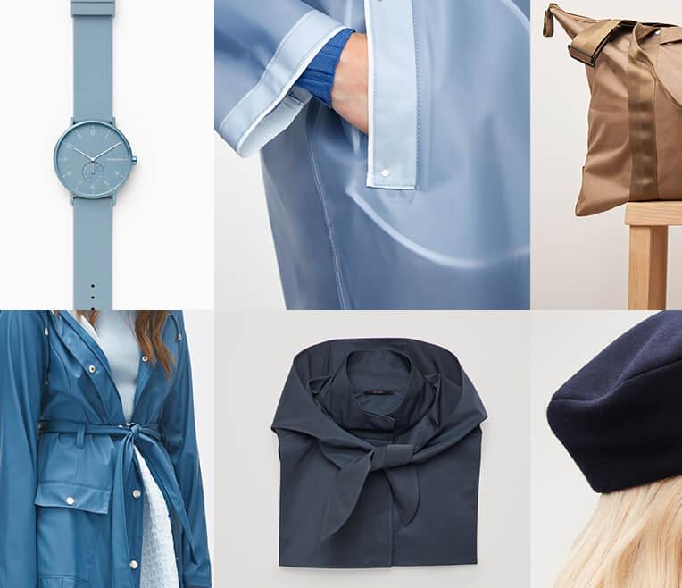 Fashion Pieces für verregnete Tage