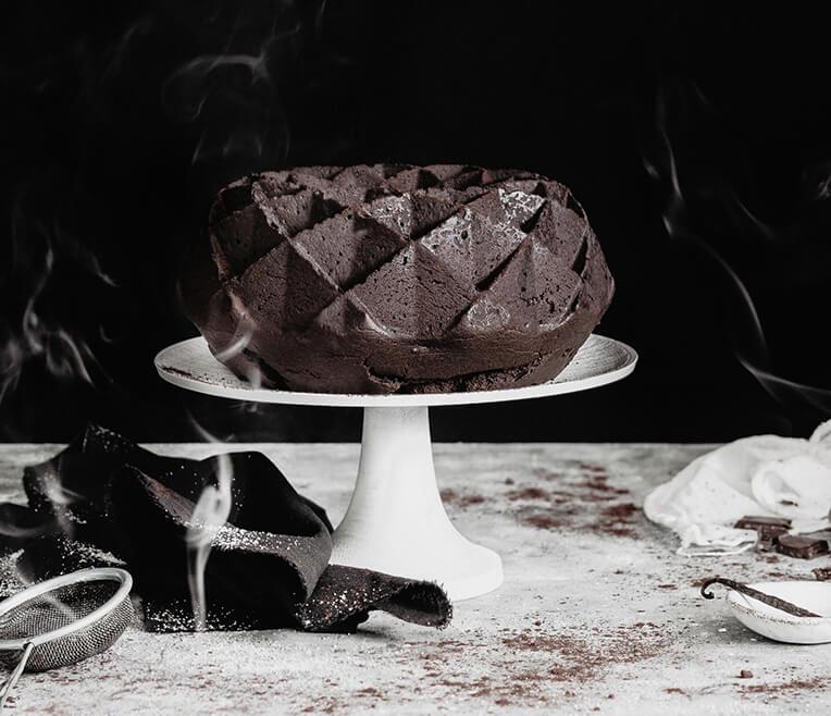 Food: Black & White Recipes