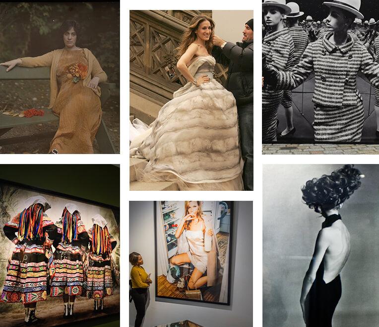 Modefotografie und das Kleid