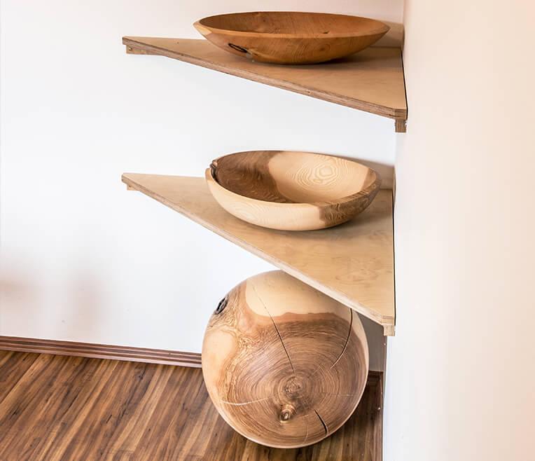 Wood Turning – An der Drechselbank von Ginger Wood