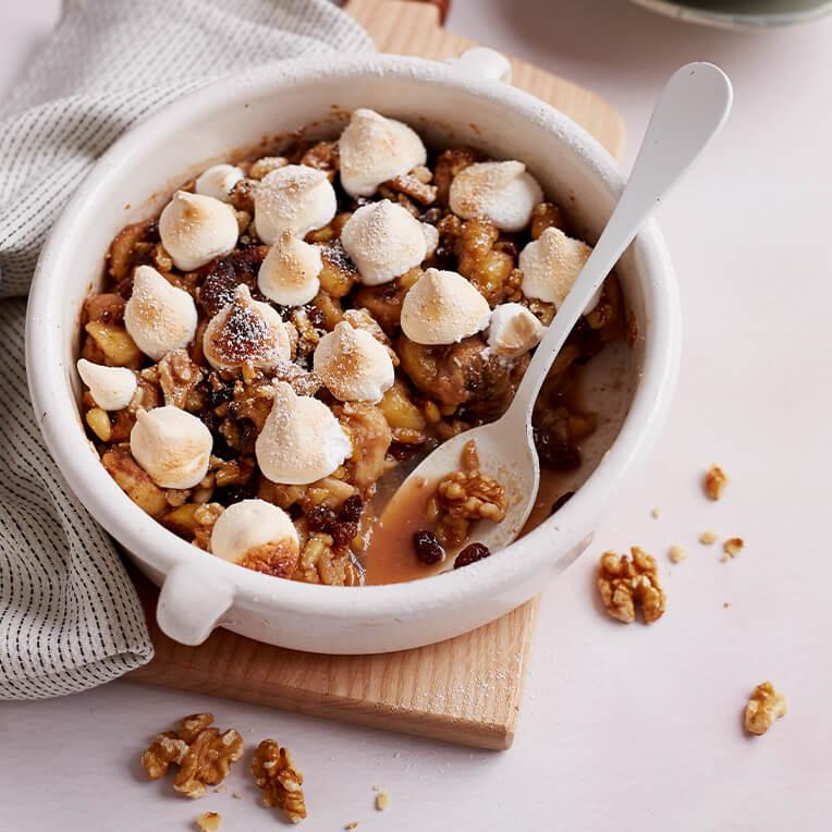 Recipe: »Banana-Nut-Bake«