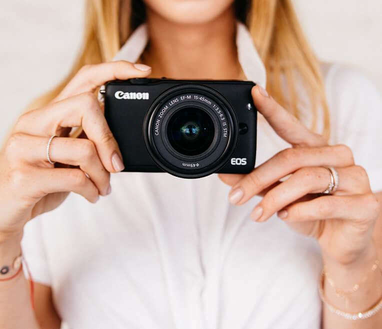 Wie ich die Fotografie lieben lernte – Canon Editorial von Thea Neubauer
