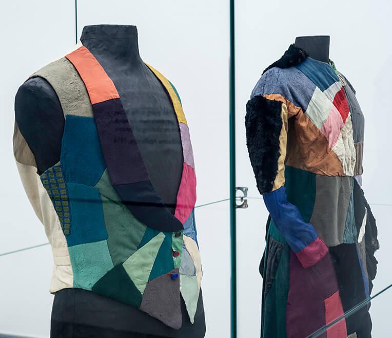 Klimt in Fashion – fashion-conscious artist and painterly designer