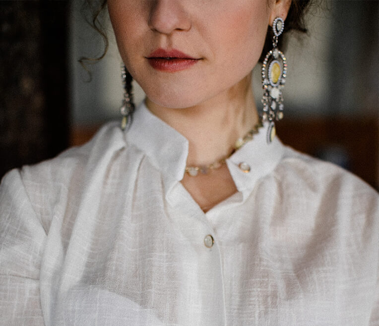 Fashion Feature im Rußwurmschen Herrenhaus