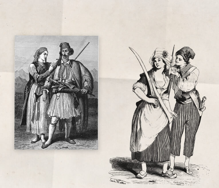 Trousers – and their history