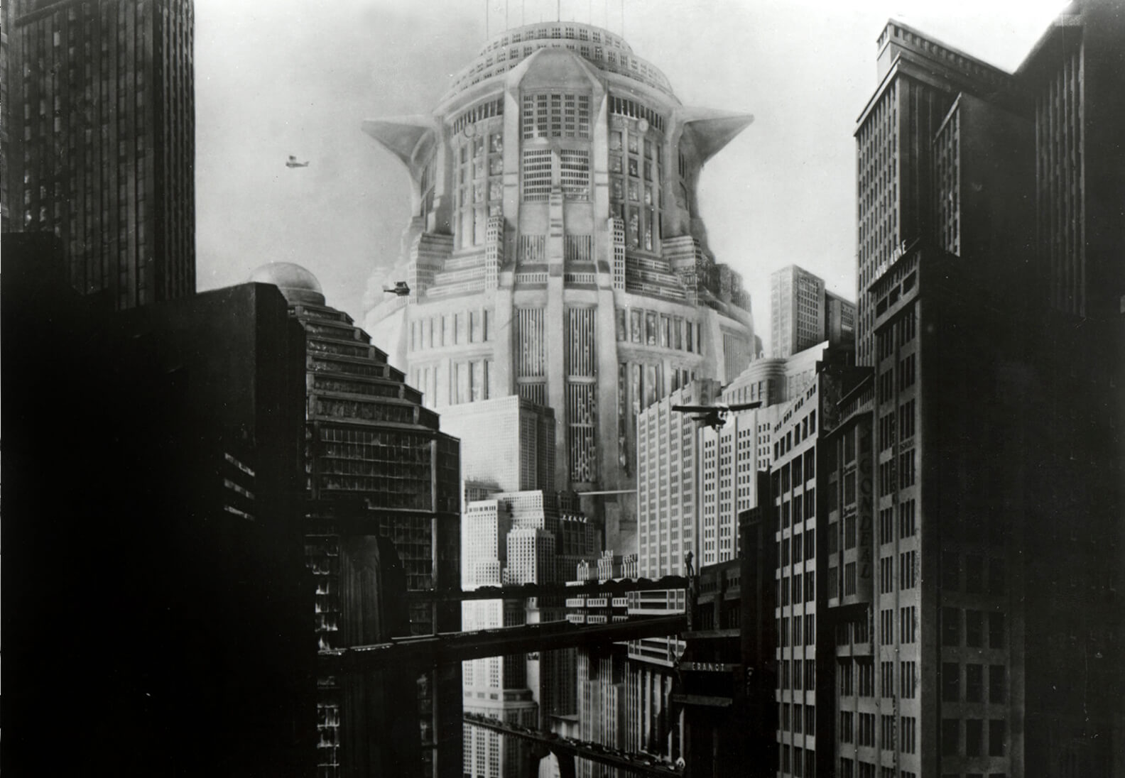 Filmvorstellung »Metropolis«