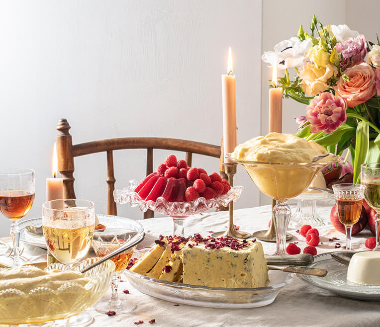 Food Feature: 3 typical Italian Desserts by Carole Poirot