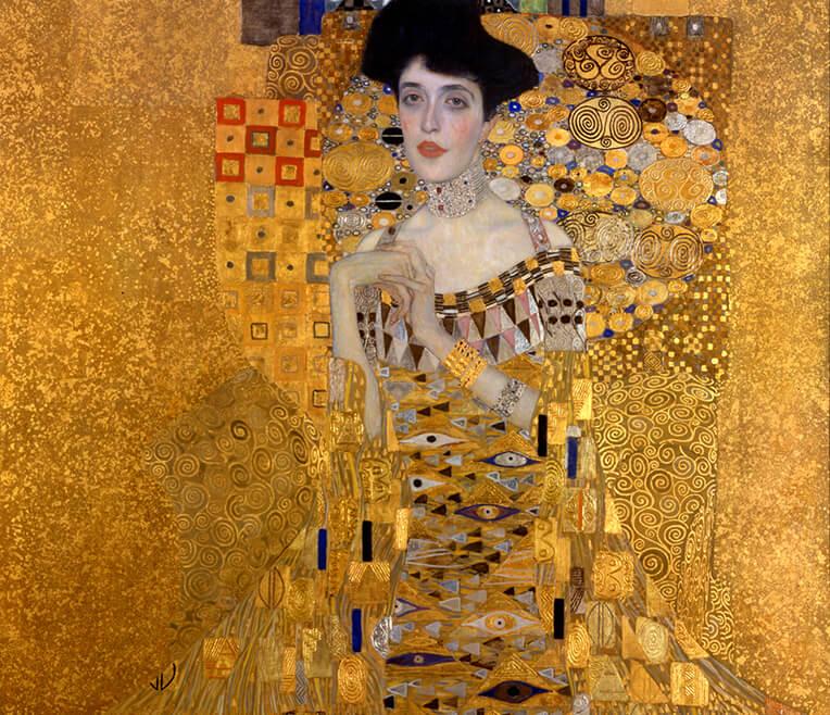 Klimt's muses – Emilie, Adele and other golden women