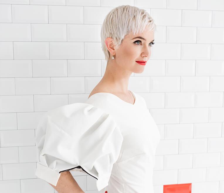 Portrait: Unser Cover Model Julia Sophie Wagner