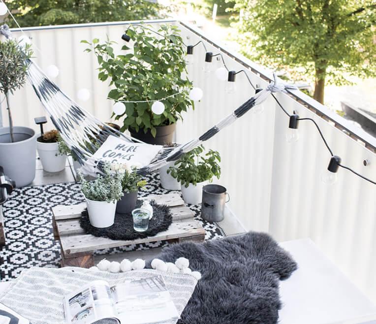 The Balcony Jungle – Tips and tricks for designing your own balcony