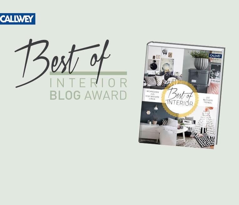 Best of Interior Blog Award – Wohnideen aus dem wahren Leben
