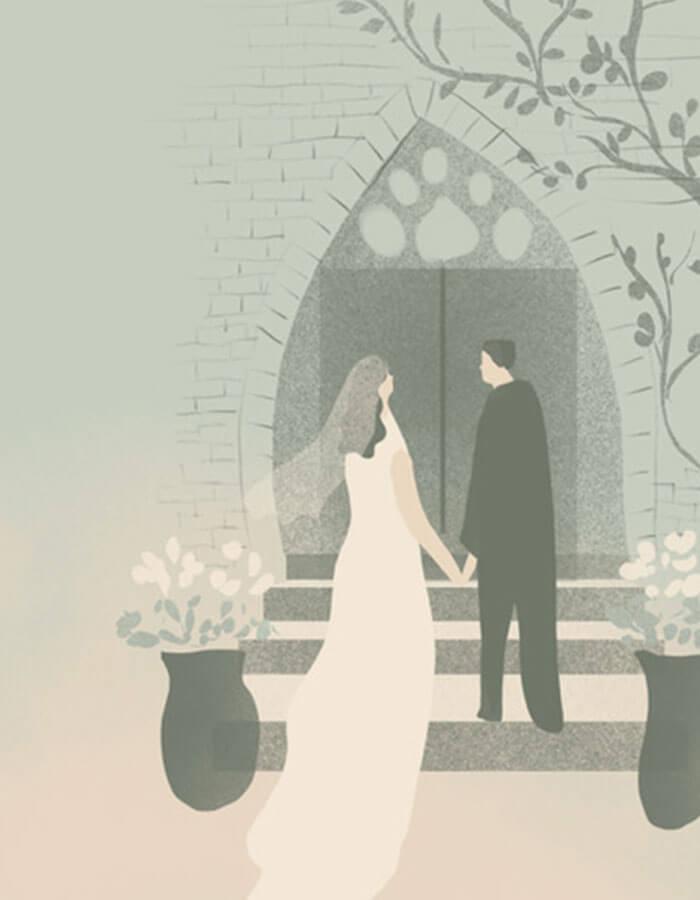 Eine Kleine Kulturgeschichte Der Hochzeit