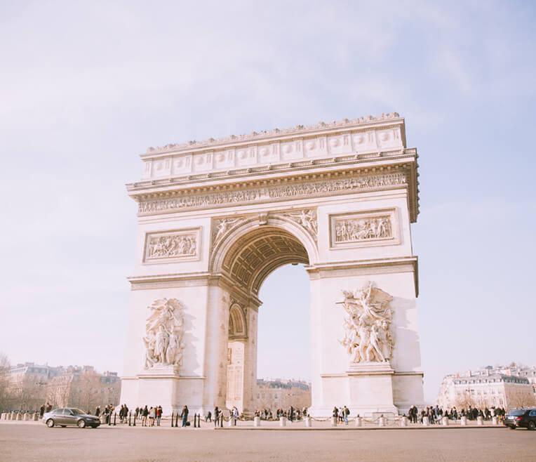 Die besten Instagram Foto-Spots in Paris
