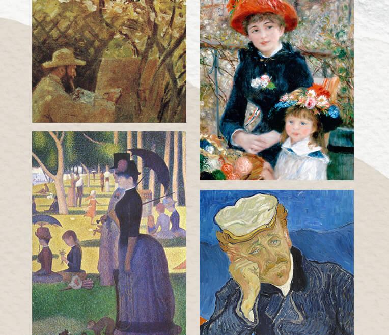 Hats in art