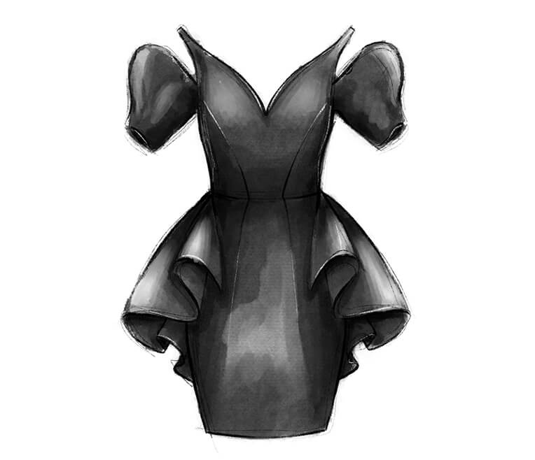 The Little Black Dress – the Reinvention of an Icon
