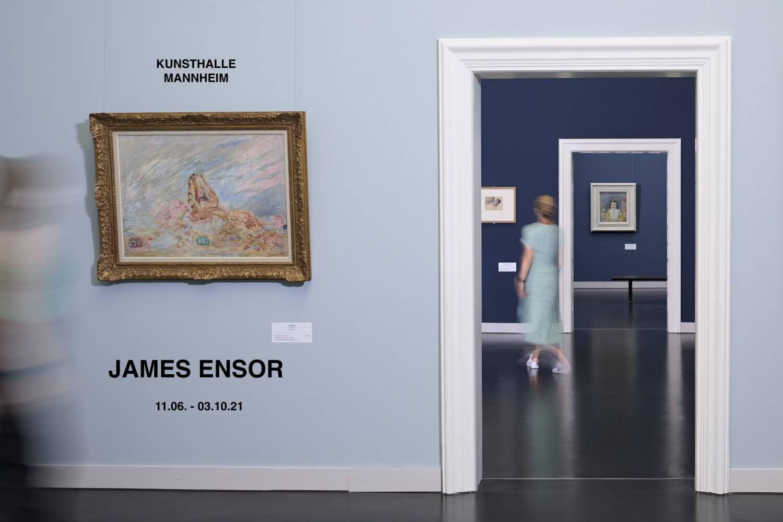 James Ensor in Mannheim