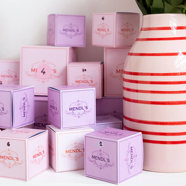 DIY »The Grand Budapest Hotel«-Adventskalender