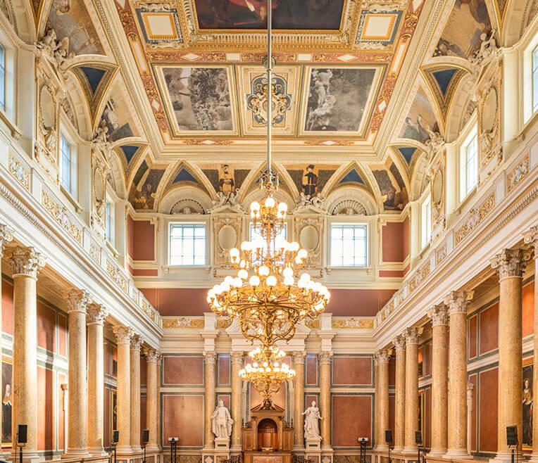 Gustav Klimt und seine Fakultätsbilder