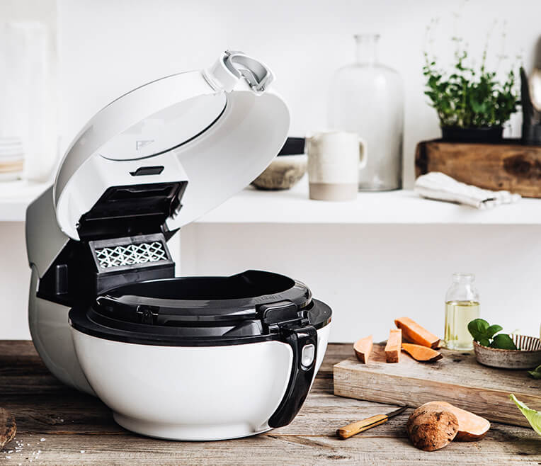 TEFAL Professional's Interview about Frying