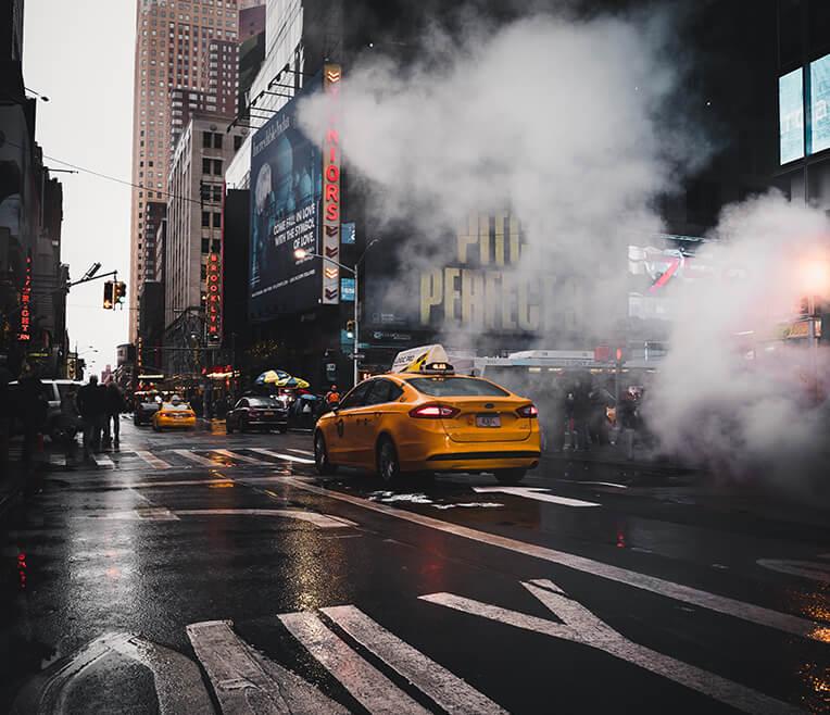 Digital von A nach B – Wie Technologie die Taxi-Industrie verändert hat