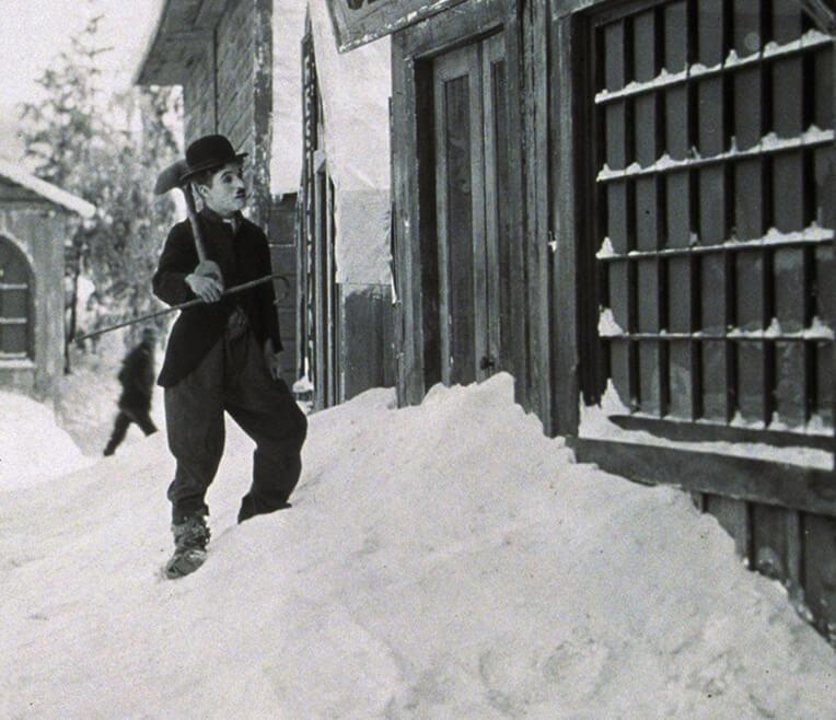 Filmvorstellung »Goldrausch« von Charlie Chaplin