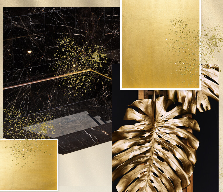 Always shiny, heavier than a cube of sugar! Facts about gold