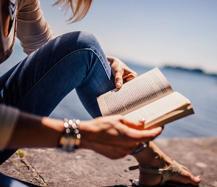Summer trend: books