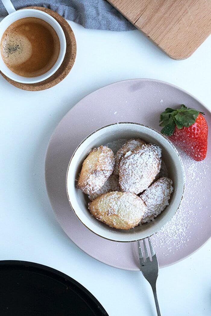 TEFAL Recipe Gourmet Coconut Bites