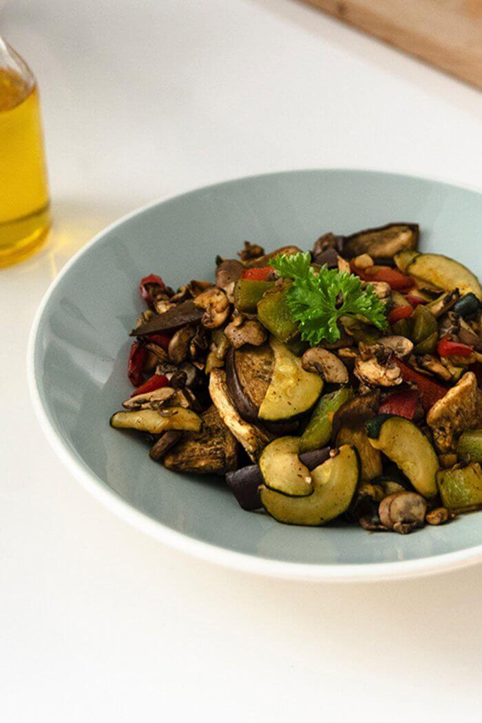 TEFAL Rezept Mediterranes Gemüse