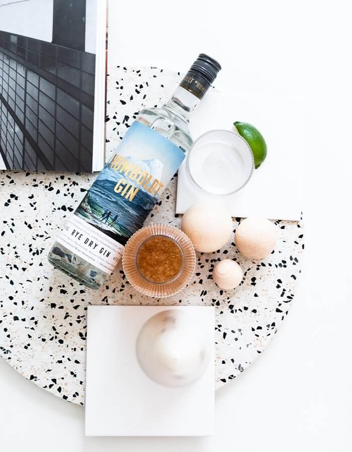 Recipe: »Humboldt Gin – Adventurous Collins«