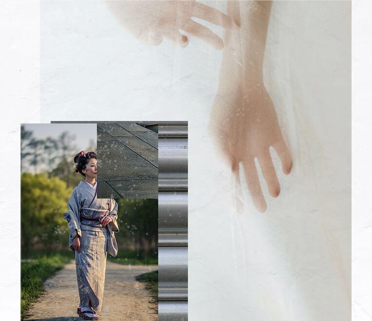 Japanische Materialien, eine Typologie – Teil 1