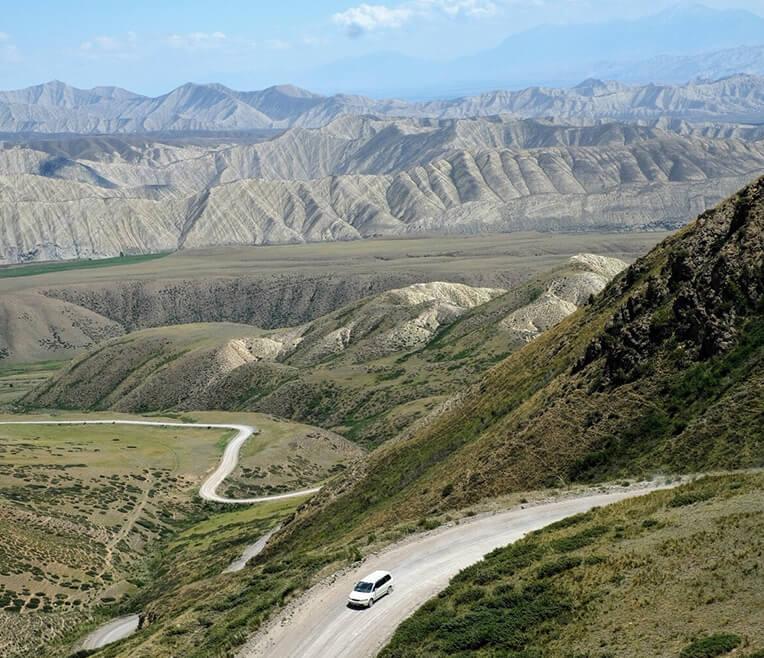 Kirgisischer Roadtrip – Tipps für eine Reise nach Kirgisistan