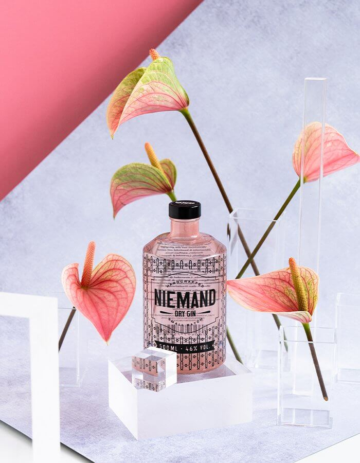 Recipe: »Niemand Dry Gin – True Colours«
