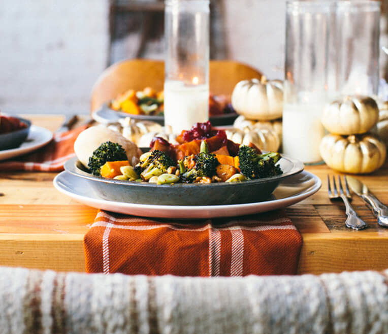 Roast Feature – Recipes for a modern Thanksgiving