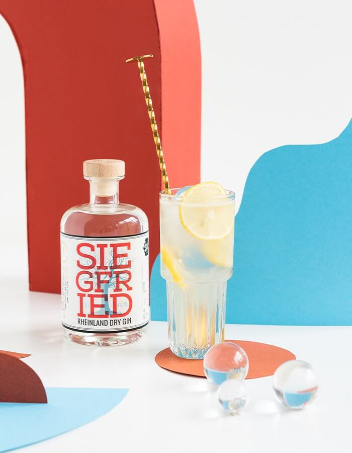 Recipe: »Siegfried Rheinland Dry Gin – Awesome Fizz«