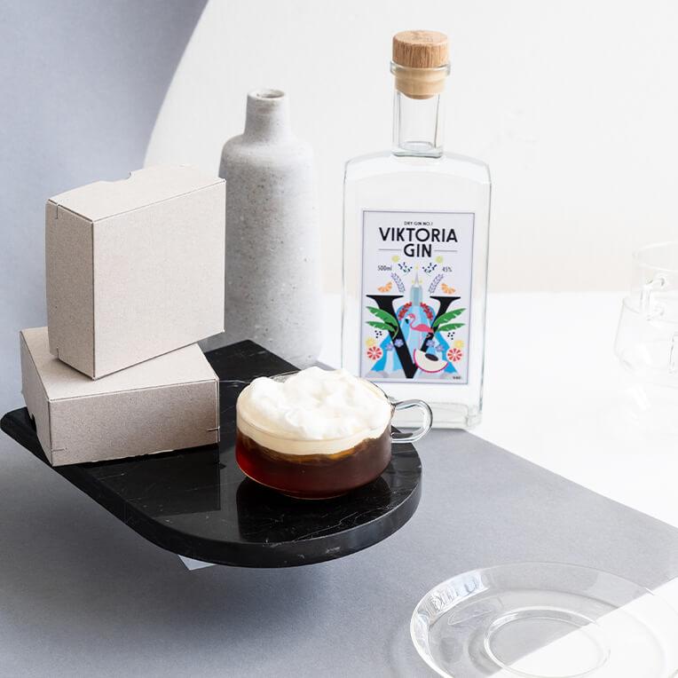 Recipe: »Viktoria Gin – Viktorian Coffee«