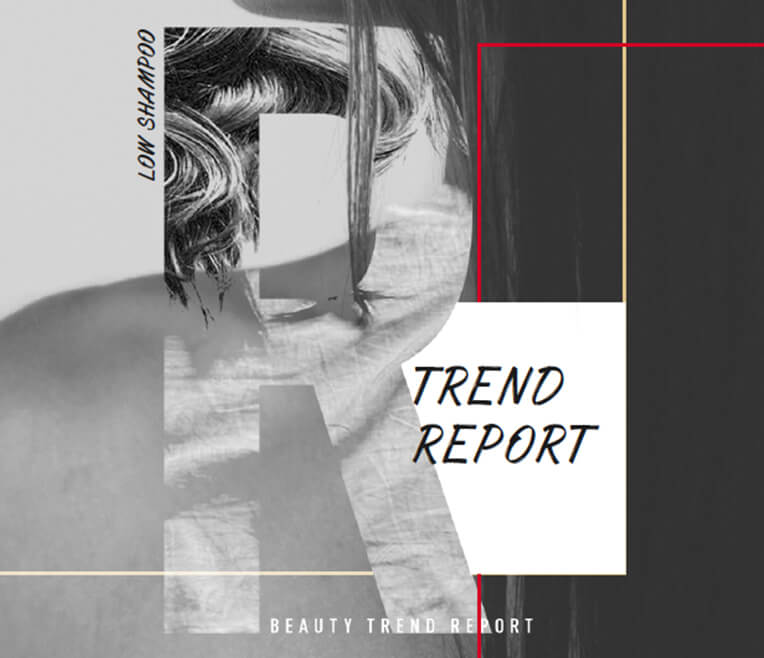 Trend Report Low-Shampoos