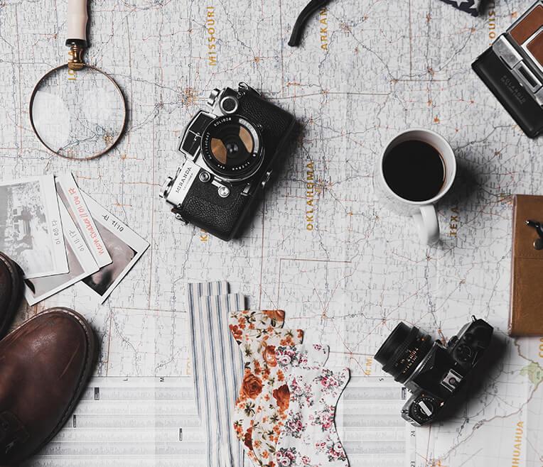 Reisetrends Slow Travel, Van Life, Zero Waste!