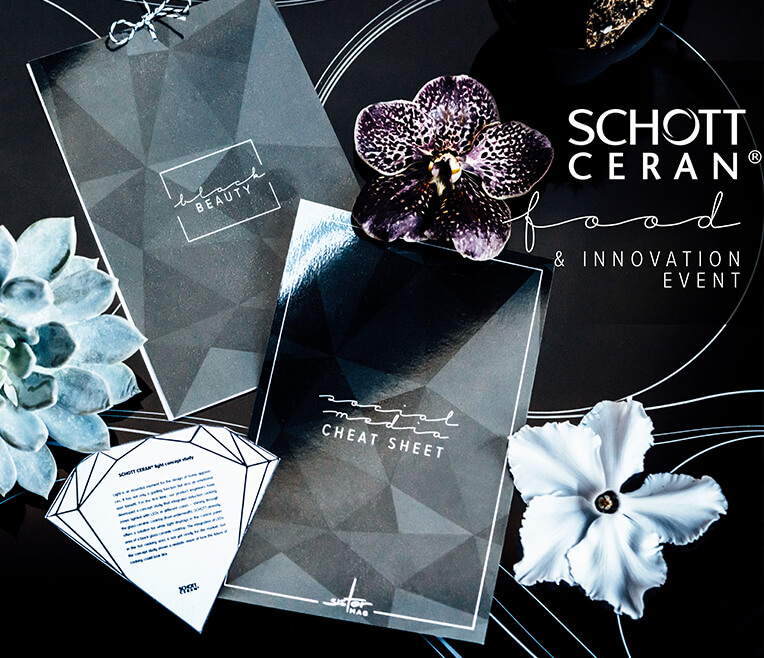 Food & Innovation Event mit SCHOTT CERAN®