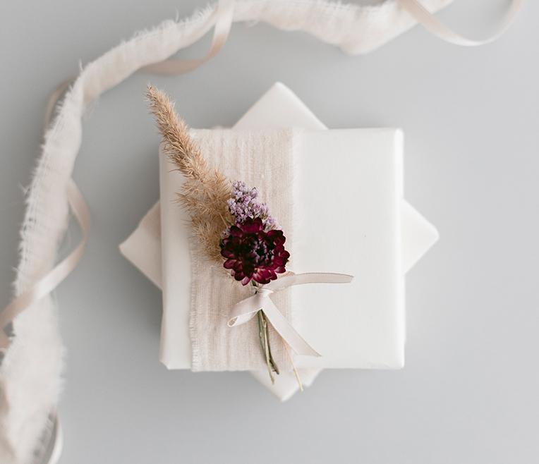 Festliche Hochzeits DIYs mit Paulsvera
