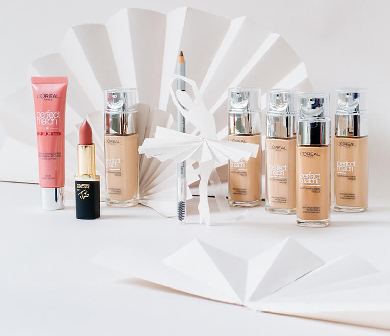 From »Prêt-à-Porter« to »Beauty-à-Porter« with L'Oréal Paris