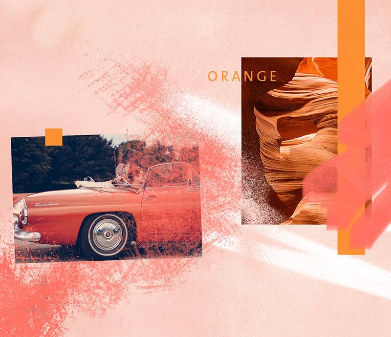 The Colour Orange – Origin, Background & Meaning