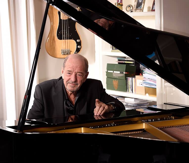 Music as Business and Passion – Interview with Ralph Siegel