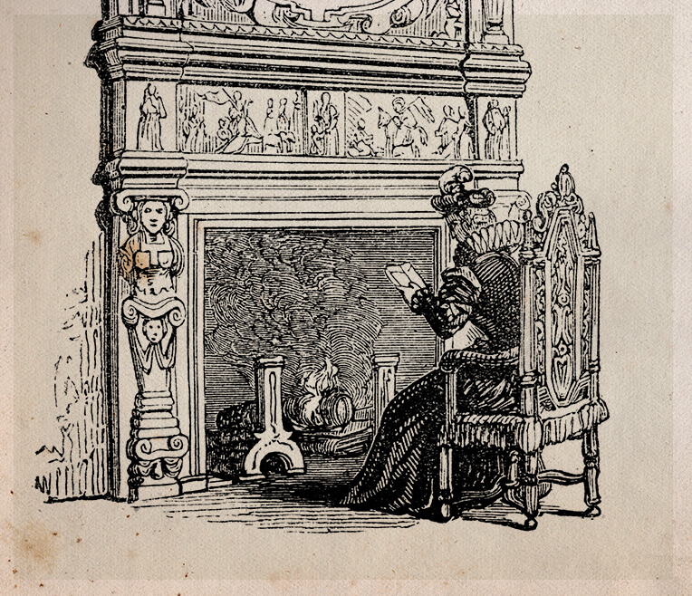 The mantelpiece – a small cultural history